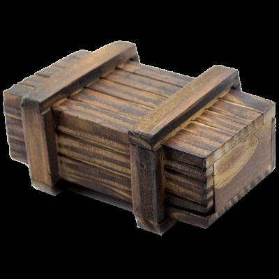 Gutschein mit Geschenkbox